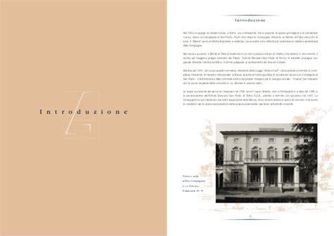 istituto bancario san paolo di torino sede legale la compagnia di san paolo rapporto 1997