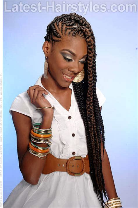 Inverted Cornrow Hairstyles For Adults by Hairstyles To Wear These 16 Hairstyles