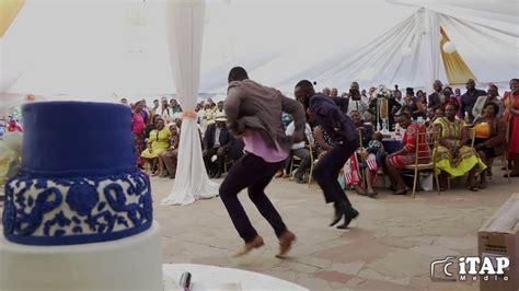 Zim best wedding dance battle   Tawanda and Melissa's