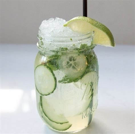 Cucumber Lime Detox Drink by Creatively Healthy Smoothies Salads And Infused Fruit Waters