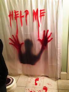 Bathroom Decorations Ideas halloween decorations bathroom to scare away your guests