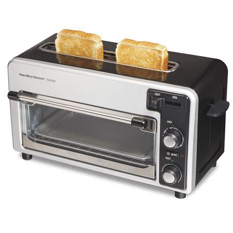 Toaster And Toaster Oven Combination hamilton toastation combination toaster toaster