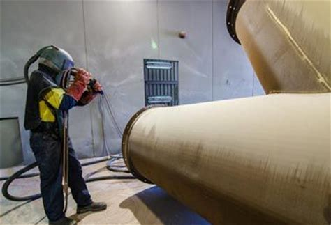 spray painter perth industrial sandblasting perth tlc surface treatment