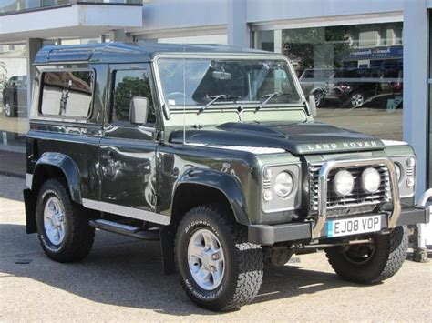 used green land rover defender 2008 diesel 2 4 3dr 90 4x4