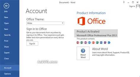 Office 2013 Activation by Office Product Office Product Activation Failed 2013