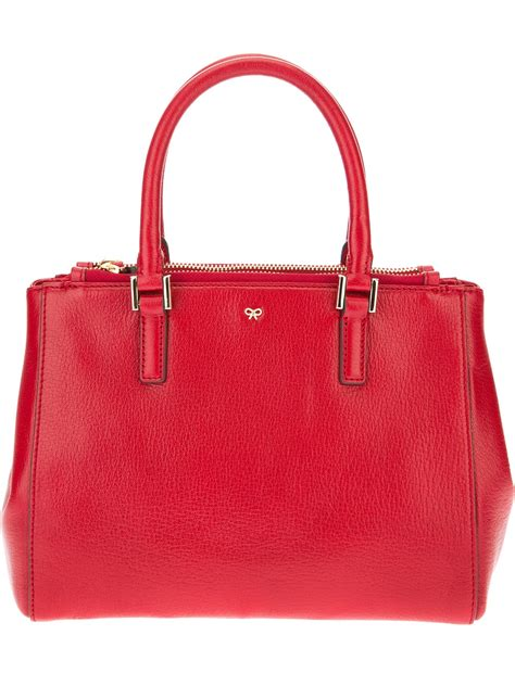 Anya Hindmarch Need Bags by Anya Hindmarch Anya Hindmarch Ebury Tote Bag In Lyst