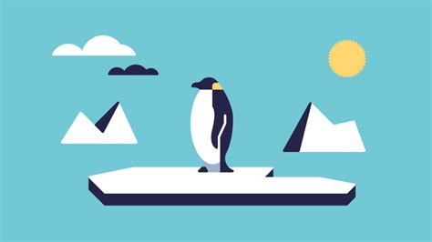 Sun Future Pinguin futuremag animation solar timo meyer illustration