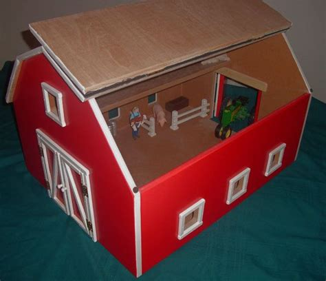 toy barn woodworking plans woodworking projects plans