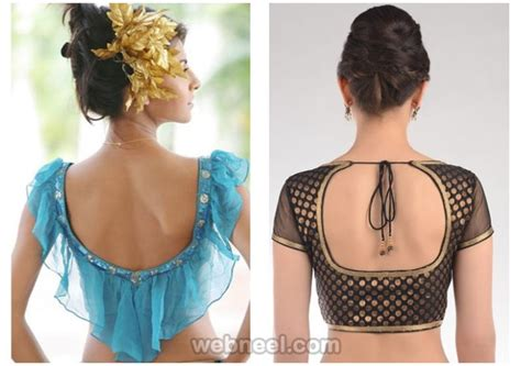 Different Is Beautiful Blouse different types of neck designs for blouse blouse