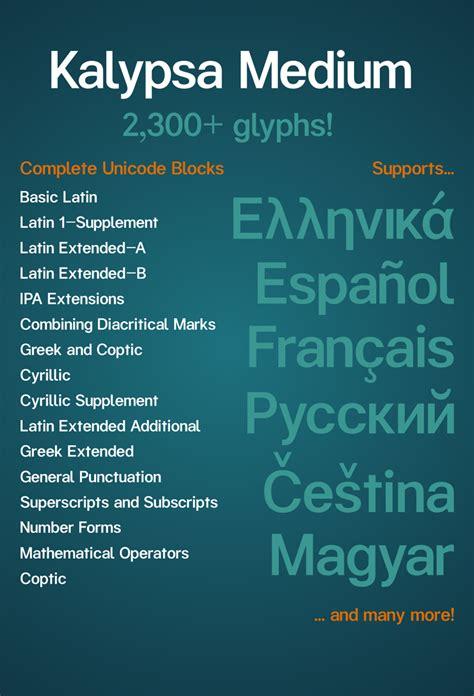 dafont latin kalypsa font dafont com