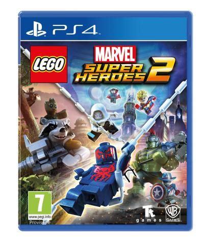 lego marvel super heroes 2 sur playstation 4 jeuxvideo.com