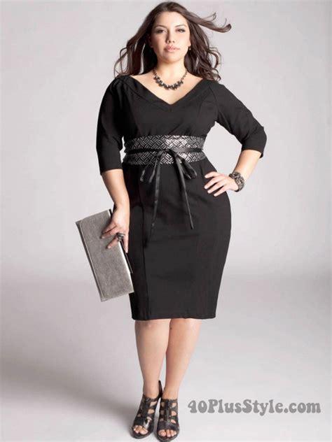Dress Slim Garis Garis how to wear a belt 40plusstyle