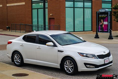 Kia Optima Ex Gdi 2013 Review 2013 Kia Optima 2 4 Gdi 201 Hp Ex The Korean Car