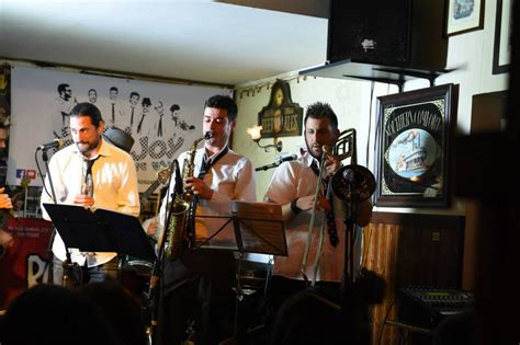 ska swing hire big band sorrento jazz swing band book ska swing band