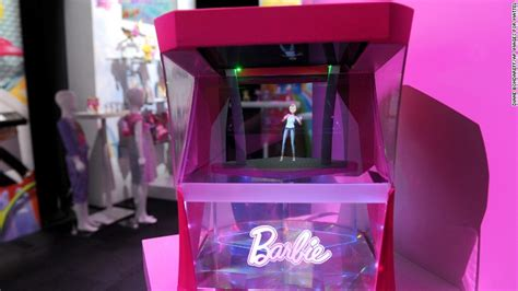 Holograms Replace On New York Catwalks by Hologram Is Mattel S Newest