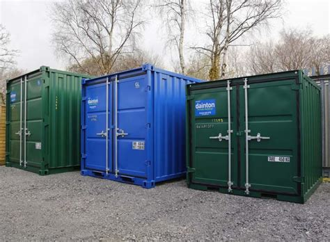 Mini Storage Sheds For Sale Steel Storage Container Mini Sets Supplied By Dainton