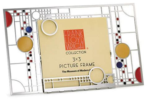 Frank Lloyd Wright Picture Frame