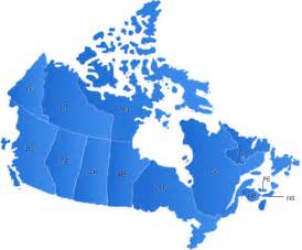 canada interactive map canada map simple