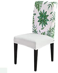 amazoncom nature stretch dining room chair cover