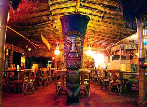 Tiki Tiki Bar 9 Awesome Tiki Bars You Wish You Were At Right