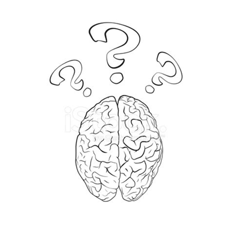 brain with question mark stock vector freeimages.com