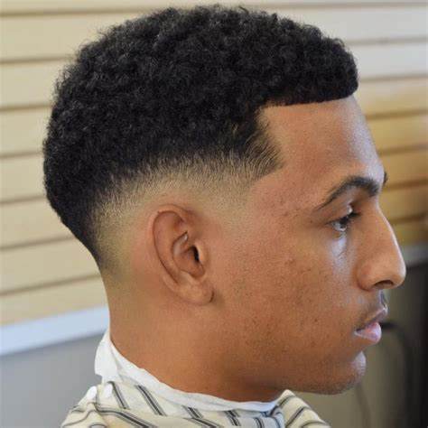 picture of semi flatop tapered afro haircut 25 classy afro taper haircuts keeping it simple and fresh