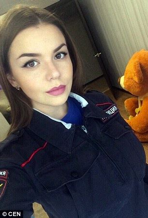 russian police launch bizarre beauty pageant for female