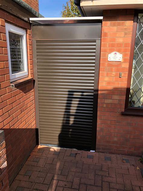 diy electric insulated roller garage door uk