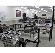 Workshop Tour  KRE Race Engines