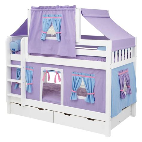 bunk bed tents 10 awesome girls bunk beds decoholic