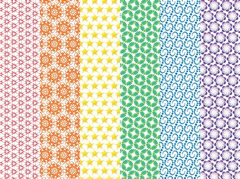 patterns free colorful vector patterns