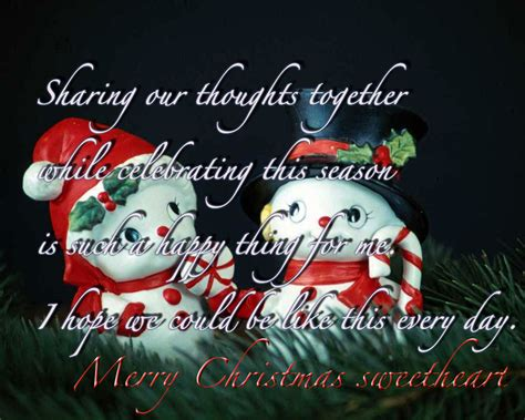 Romantic christmas cards quotes m4hsunfo