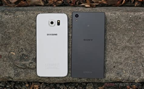iphone 6s vs galaxy s6 vs xperia z5 connectivity battery storage and price