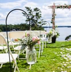 Flower Garden Decor Wedding Garden Decoration Ideas