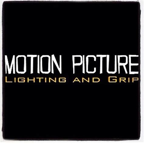 lighting and grip motion picture lighting and grip