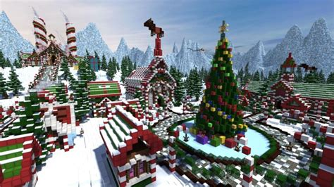 minecraft christmas tree map top 5 minecraft skins pwrdown