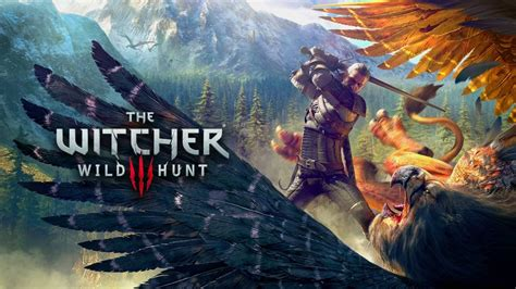 Ps4 The Witcher 3 Hunt Complete Edition the witcher 3 hunt complete edition prologue intro ps4 gameplay