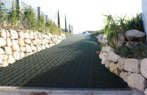viali in ghiaia pratopratico 174 griglia per pavimentazioni carrabili con