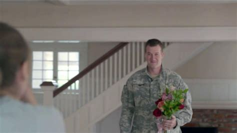 zillow commercial actress zillow tv spot returning soldier ispot tv