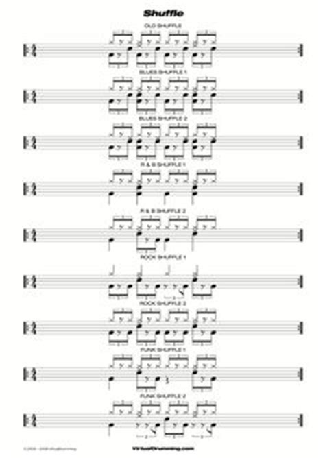 drum pattern for wipeout enter sandman music sheets drums pinterest enter