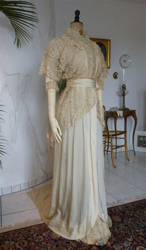 Posh Vintage Wedding Dresses by 1910s 1960s Wedding Dresses Through The Decades
