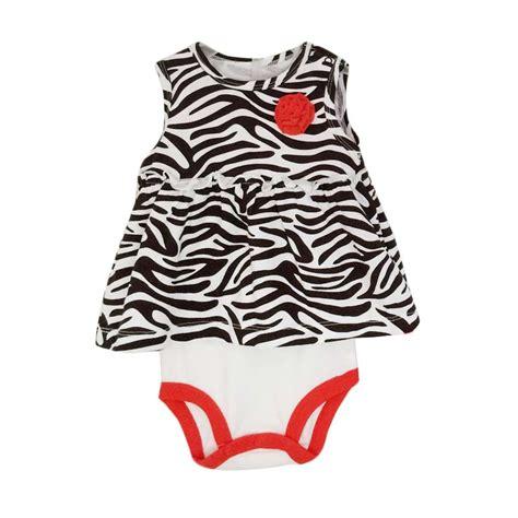 Setelan Peek A Boo jual peek a boo zebra motif setelan bayi