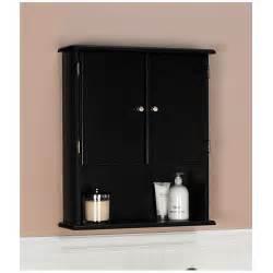 Bathroom Wall Cabinets Ameriwood Wall Cabinet 5305045 Walmart