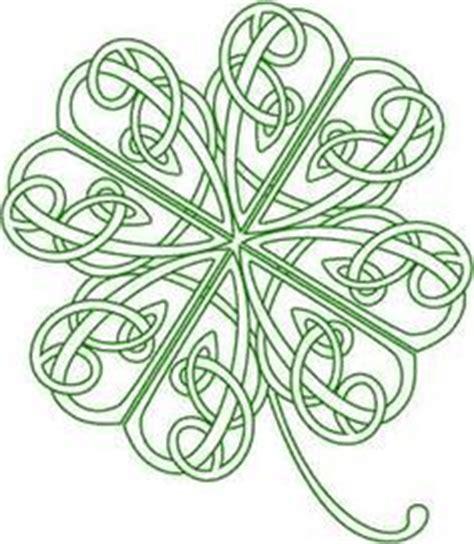 Leaf Knot Top best 25 celtic clover tattoos ideas on