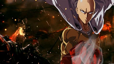 Wallpaper Hd Anime One Punch Man | saitama full hd wallpaper and background image 1920x1080