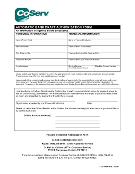 draft authorization form fill online printable