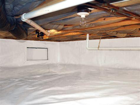 crawl space repair encapsulation in utah crawl space
