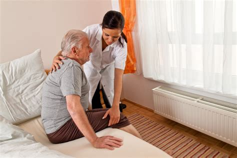 united care ambulation advice for caregivers