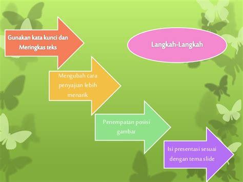 cara membuat slide presentasi menjadi menarik presentasi kkpi cara membuat slide presentasi yang baik