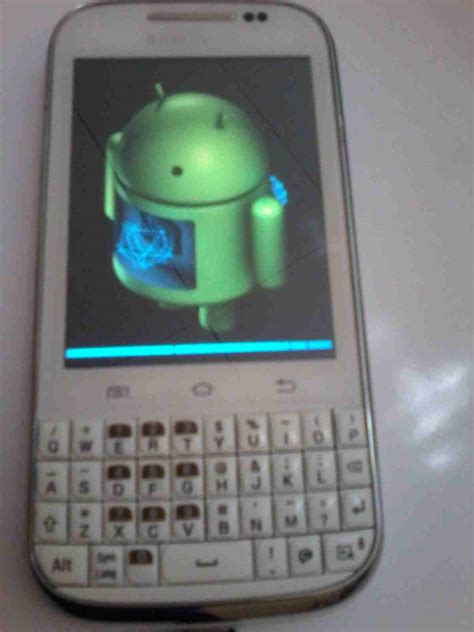 Samsung Galchat androot galaxy chat upgrade jelly bean firmware rooting